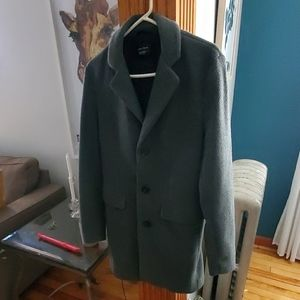 Zara mens coat size medium